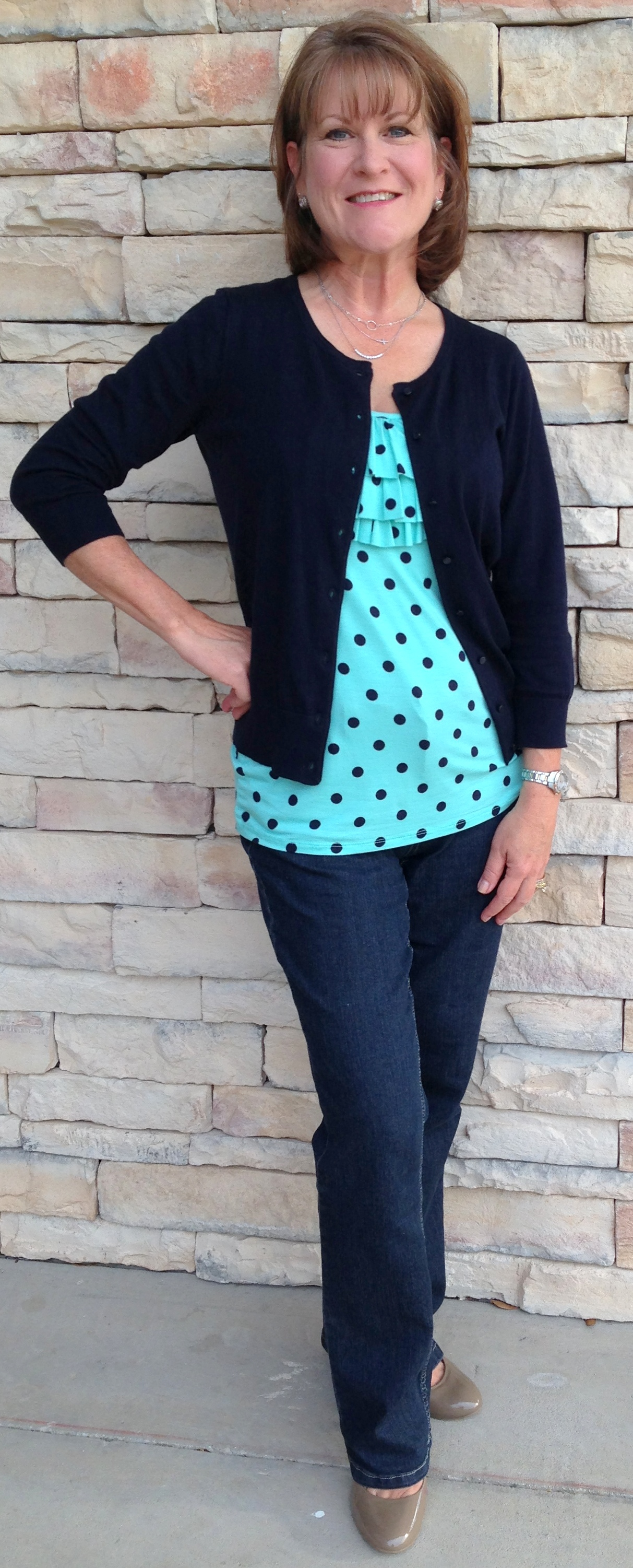 casual spring clothes for women over 50 | Style Savvy DFW
