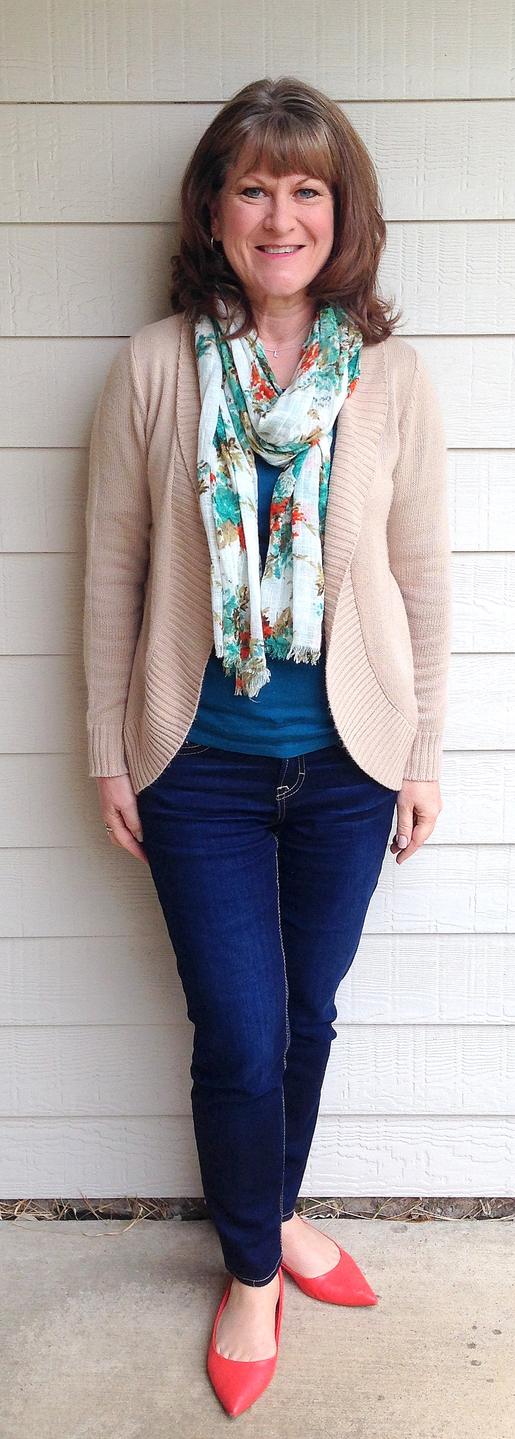 Casual clothing for women over 50
