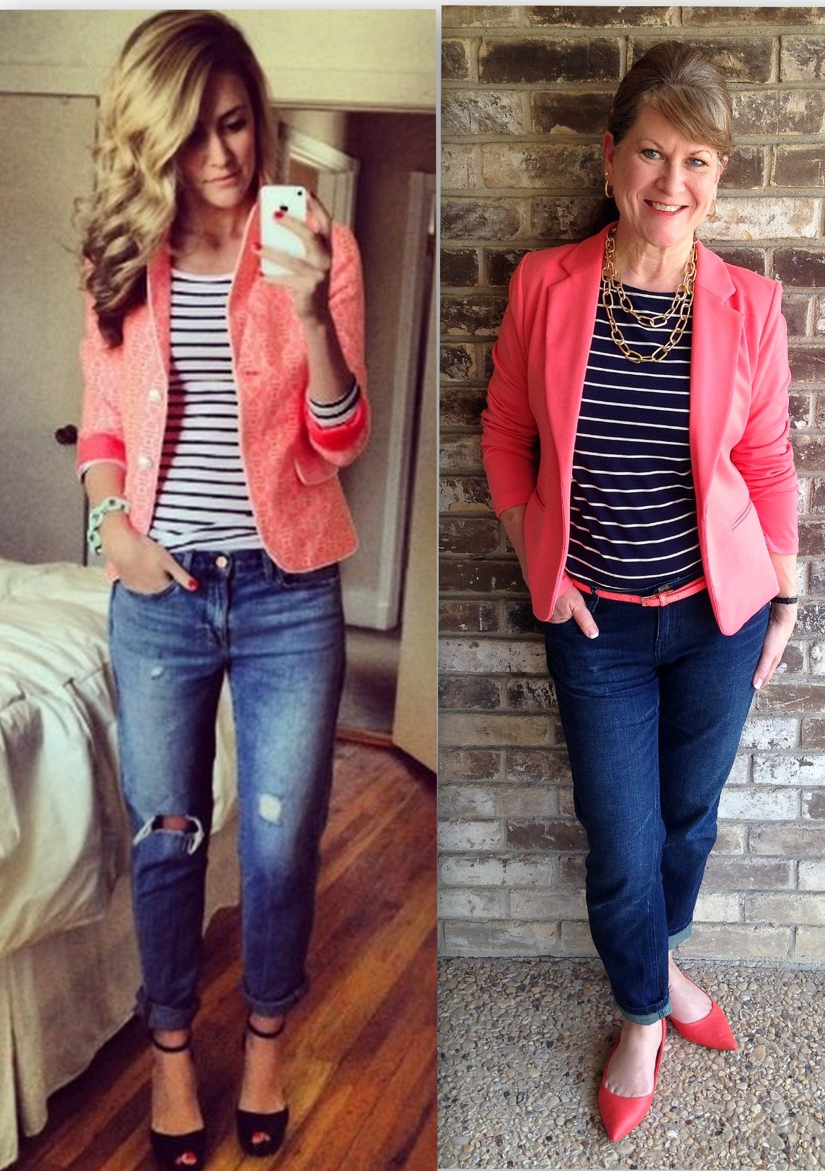 Clothes for women over fifty