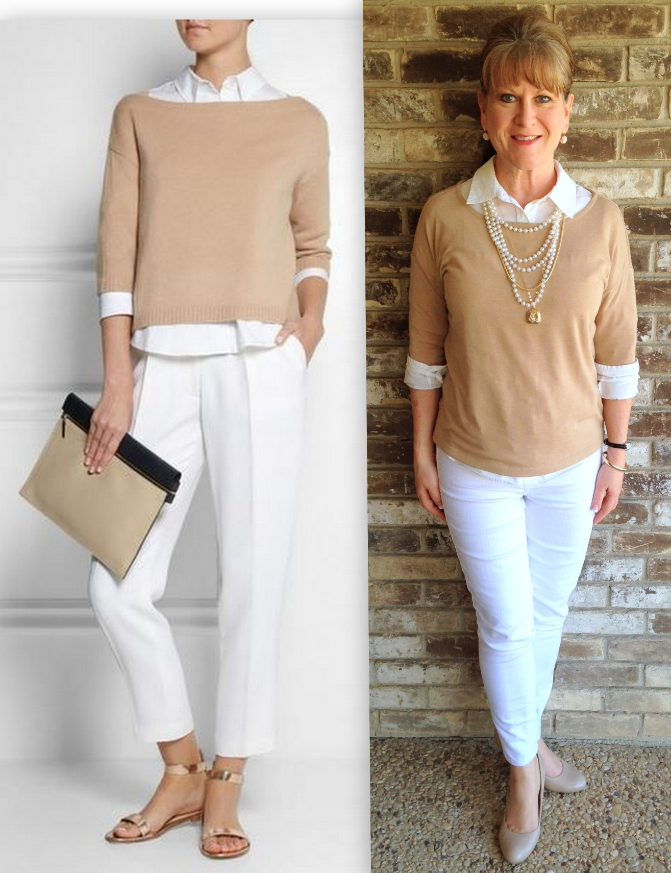 Stylish clothes for women over 50