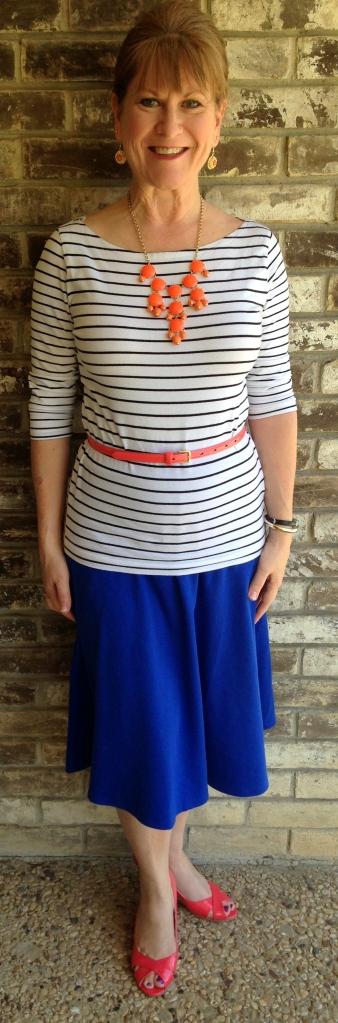 5.1.14 blue skirt
