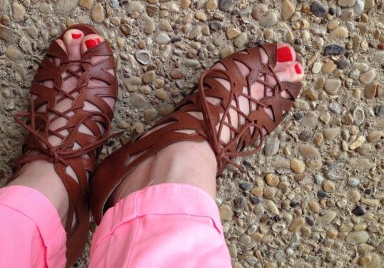 5.13.14 sandals