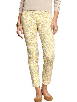 Old Navy Pixie Pants