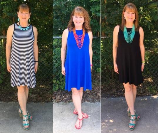 X3 Dresses